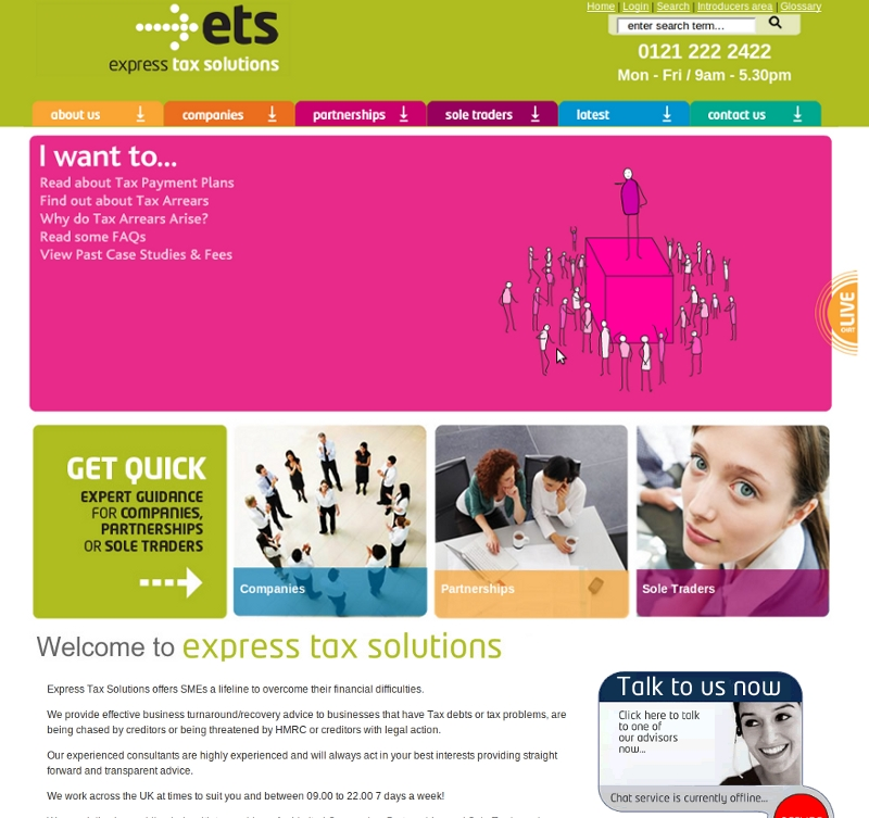 Express Tax Solutions