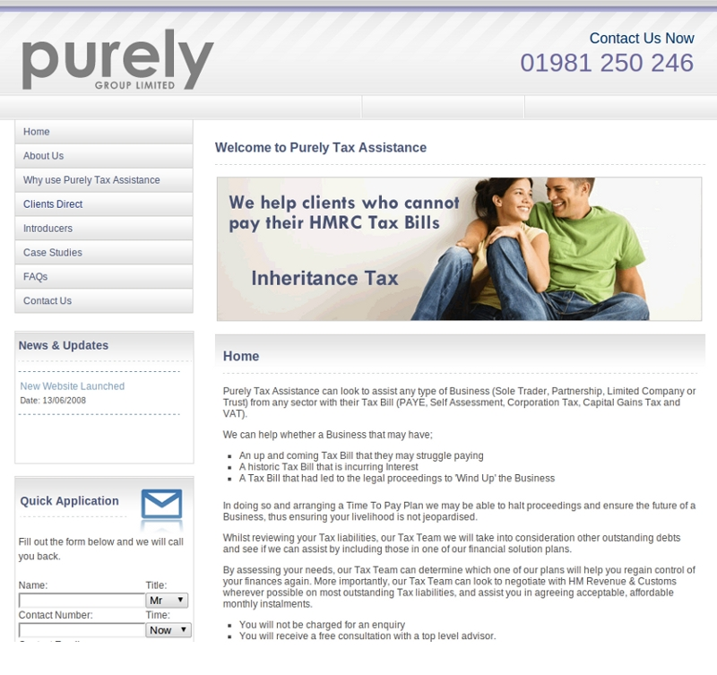 Purely Group Ltd